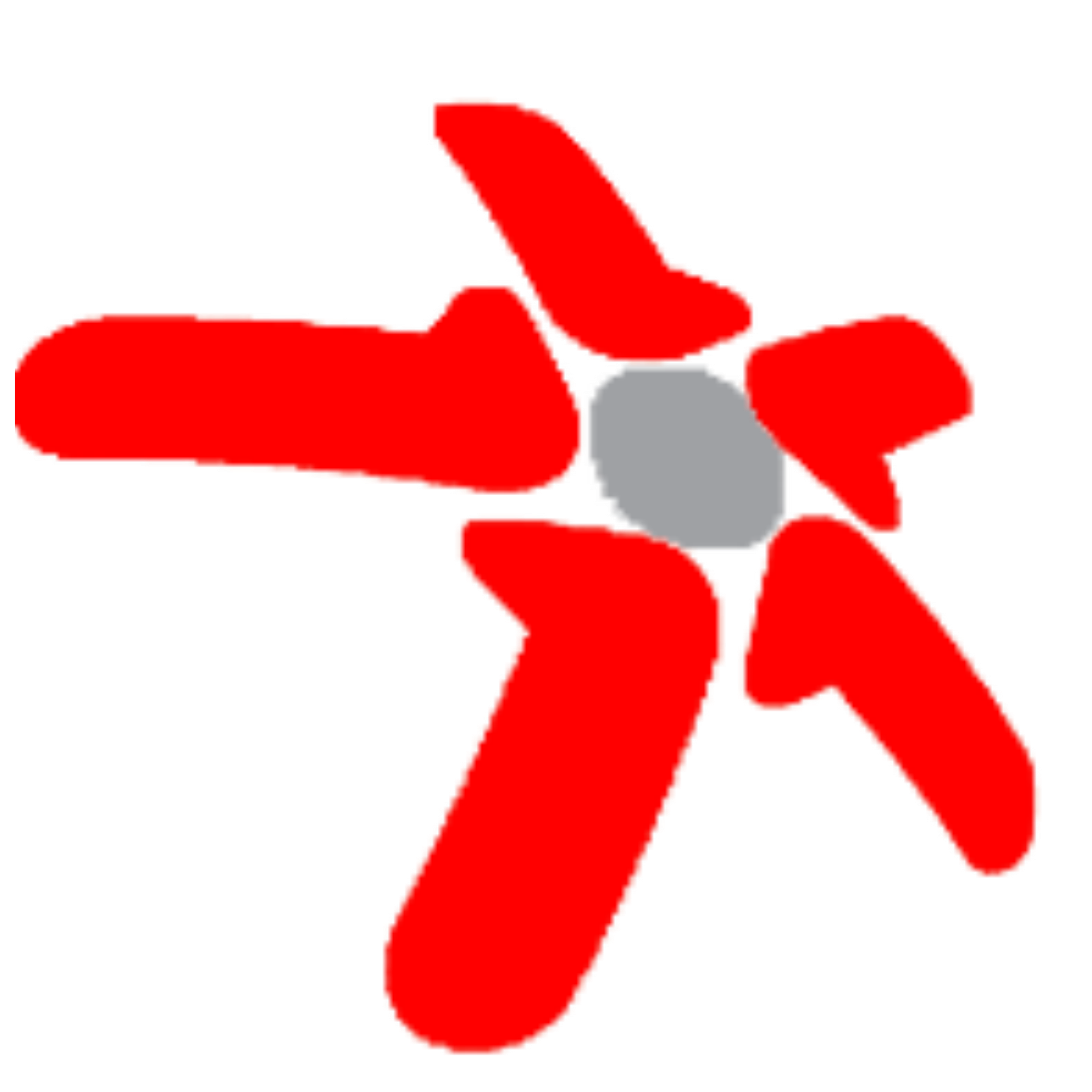 Geen computer gedoe Sticky Logo Retina